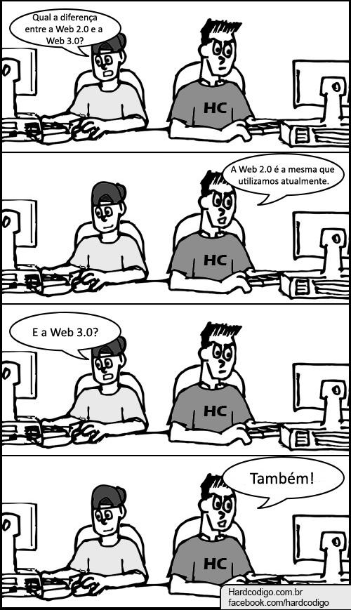 Web 3.0 e Web 2.0