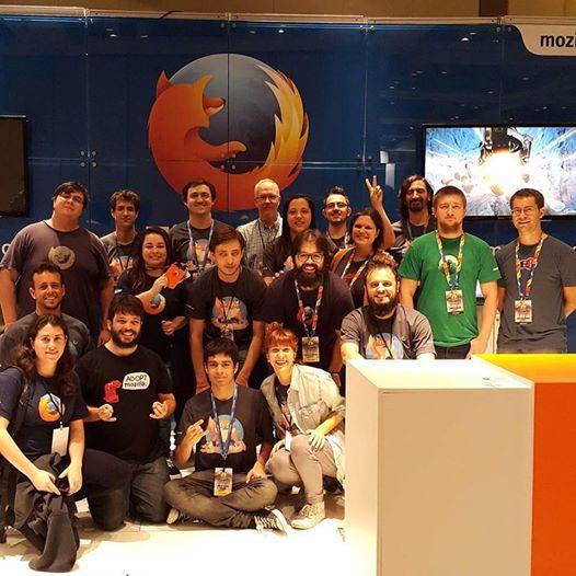Mozilla Reunida!