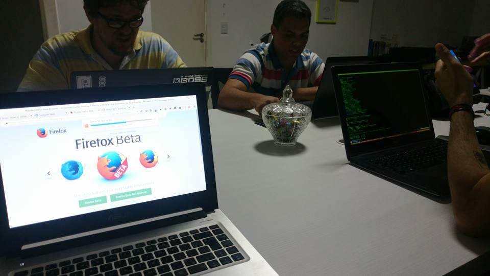 Web Compatibility Sprint no Lab804