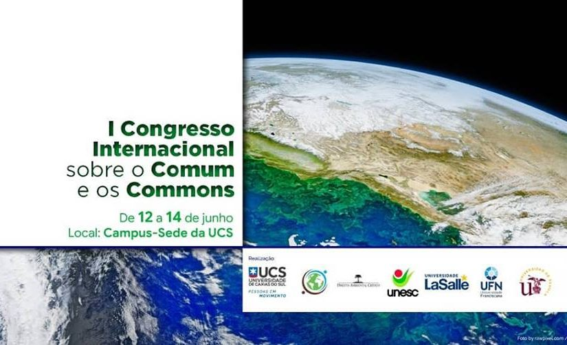 I International Congress on the Common and the Commons